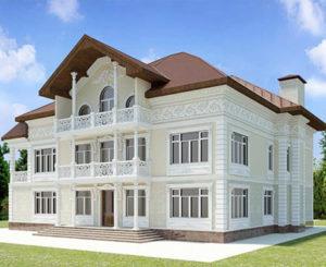 Дизайн проект в классическом стиле