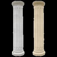 колонны натуральный камень