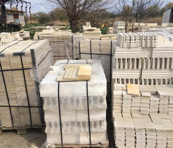 Продажа фасадов из натурального камня